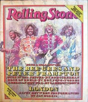 BEE GEES - 'Rolling Stone' - April 20 1978 - 1