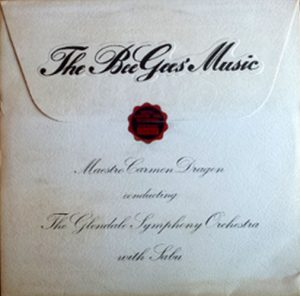 BEE GEES|MAESTRO CARMEN DRAGON - The Bee Gees Music - 1