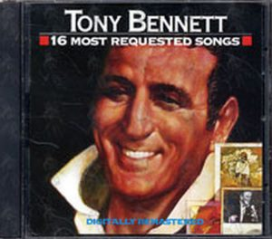 BENNETT-- TONY - 16 Most Requested Songs - 1