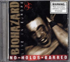 BIOHAZARD - No Holds Barred: Live In Europe - 1