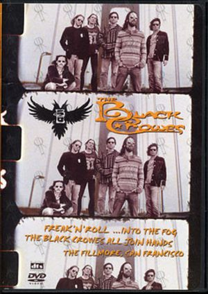 BLACK CROWES-- THE - Freak'n'roll ... Into The Fog: The Fillmore