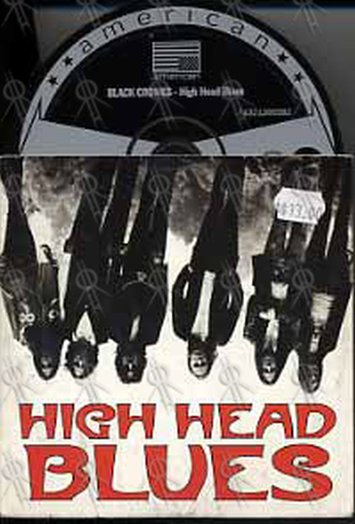BLACK CROWES-- THE - High Head Blues - 1