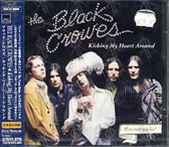 BLACK CROWES-- THE - Kicking My Heart Around - 1
