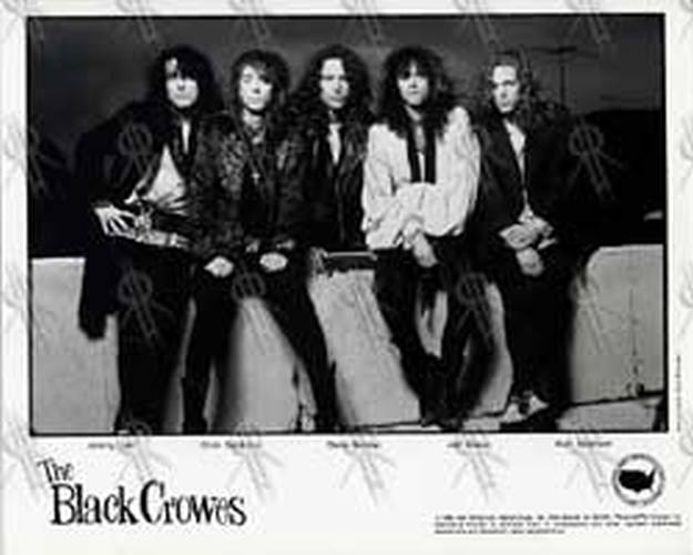 BLACK CROWES-- THE - Photo - 1