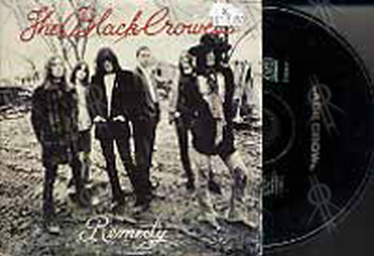 BLACK CROWES-- THE - Remedy - 1