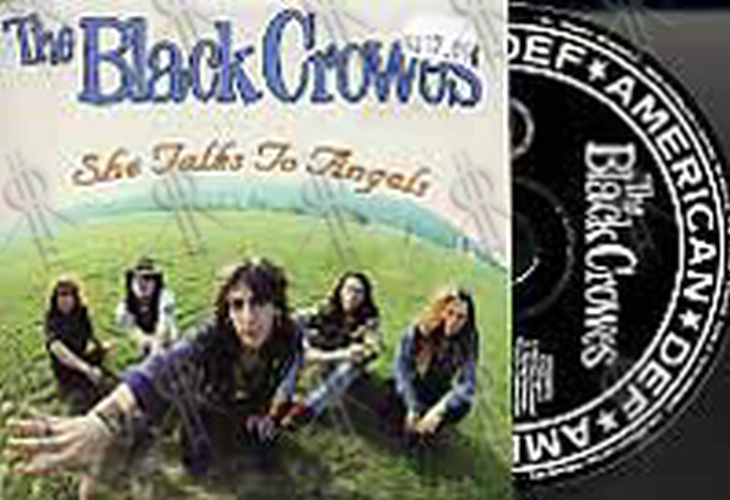 BLACK CROWES-- THE - She Talks to Angels - 1