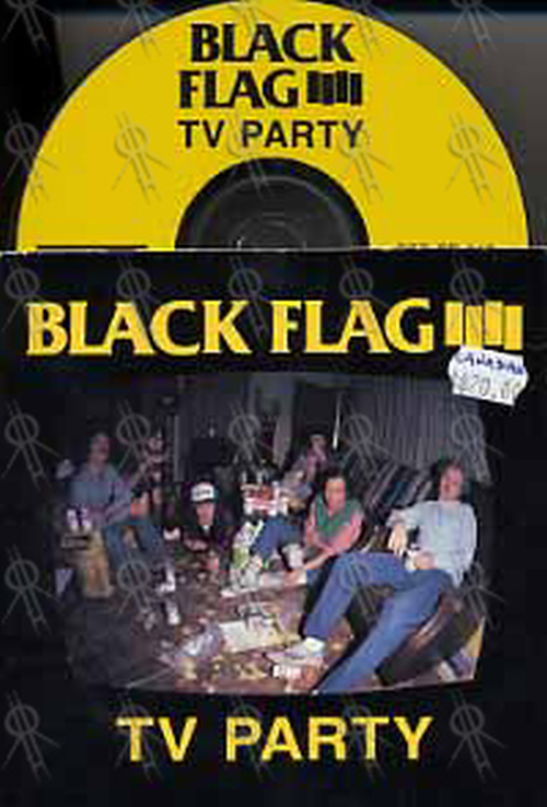 BLACK FLAG - TV Party - 1