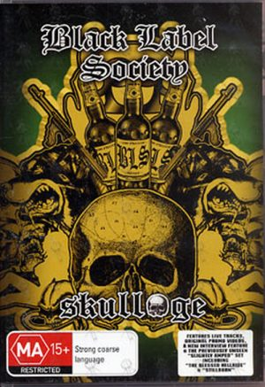 BLACK LABEL SOCIETY - Skulloge - 1