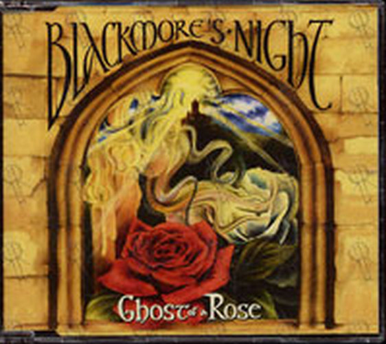 Blackmores Night Ghost Of A Rose Album Cd Rare Records
