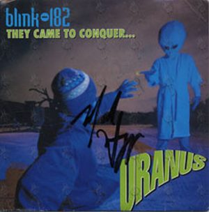 BLINK 182 - They Came to Conquer ... Uranus - 1