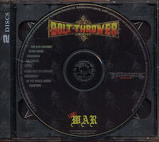 BOLT THROWER - ...For Victory - 4
