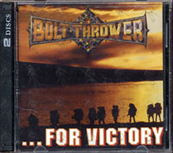 BOLT THROWER - ...For Victory - 1