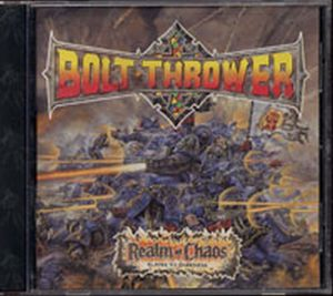 BOLT THROWER - Realm Of Chaos - 1