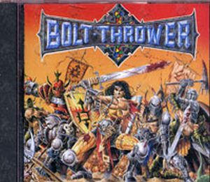 BOLT THROWER - War Master - 1