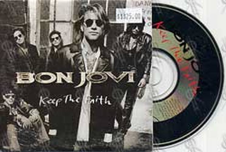 BON JOVI - Keep The Faith - 1