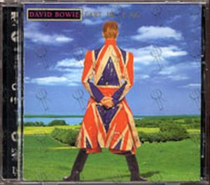 BOWIE-- DAVID - Earthling - 1