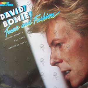 BOWIE-- DAVID - Fame And Fashion - 1