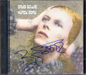BOWIE-- DAVID - Hunky Dory - 1