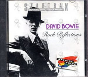 BOWIE-- DAVID - Rock Reflections - 1