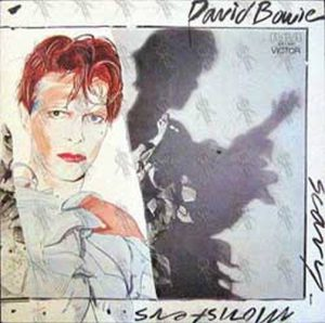BOWIE-- DAVID - Scary Monsters - 1