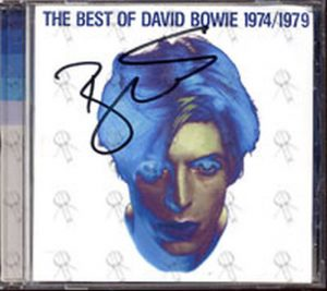BOWIE-- DAVID - The Best Of David Bowie 1974/1979 - 1