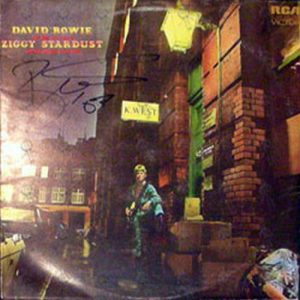 BOWIE-- DAVID - The Rise And Fall Of Ziggy Stardust And The Spiders From Mars - 1