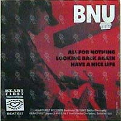 BRAND NEW UNIT BNU - All For Nothing - 2