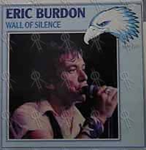 BURDON-- ERIC - Wall Of Silence - 1