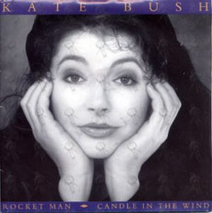 BUSH-- KATE - Rocket Man / Candle In The Wind - 1