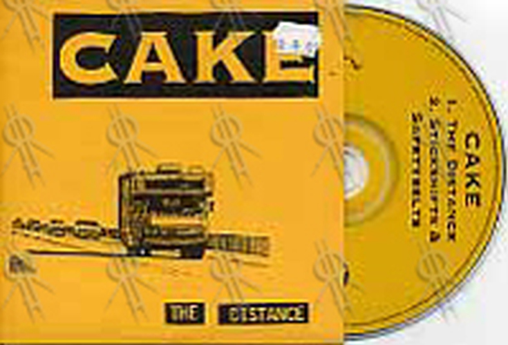 CAKE - The Distance - 1