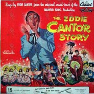 CANTOR-- EDDIE - The Eddie Cantor Story (Soundtrack) - 1