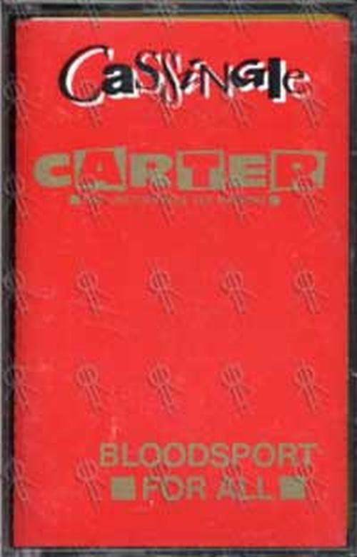 CARTER THE UNSTOPPABLE SEX MACHINE - Bloodsport For All - 1