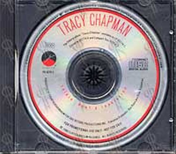 CHAPMAN-- TRACY - Talkin' Bout A Revolution - 1