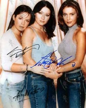 CHARMED - Colour Promo Photograph - 1