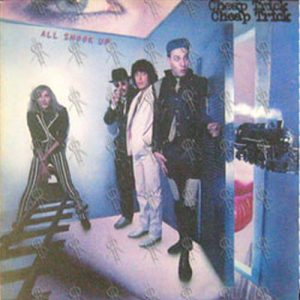 CHEAP TRICK - All Shook Up - 1
