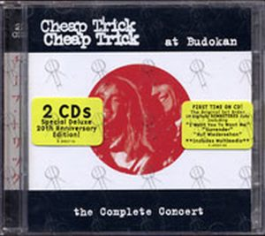 CHEAP TRICK - Cheap Trick At Budokan: The Complete Concert - 1