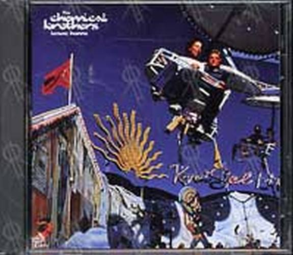 CHEMICAL BROTHERS-- THE - Leave Home - 1