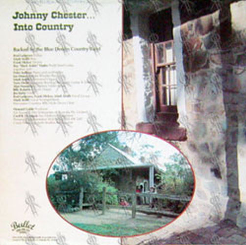 CHESTER-- JOHNNY - Johnny Chester... Into Country - 2