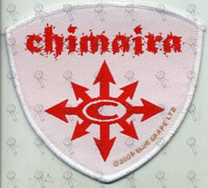 CHIMAIRA - Badge Sew-On Patch - 1