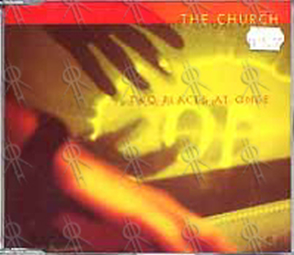 CHURCH-- THE - Two Places At Once - 1