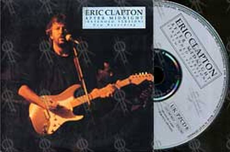 CLAPTON-- ERIC - After Midnight - 1