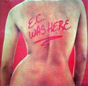 CLAPTON-- ERIC - E.C. Was Here - 1