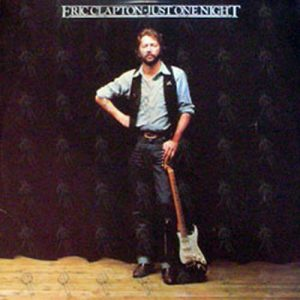 CLAPTON-- ERIC - Just One Night - 1