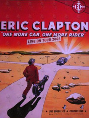 CLAPTON-- ERIC - 'One More Car