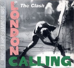 CLASH-- THE - London Calling - 1