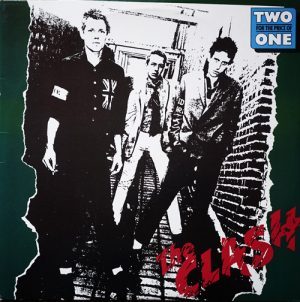 CLASH-- THE - The Clash / Give 'Em Enough Rope - 1