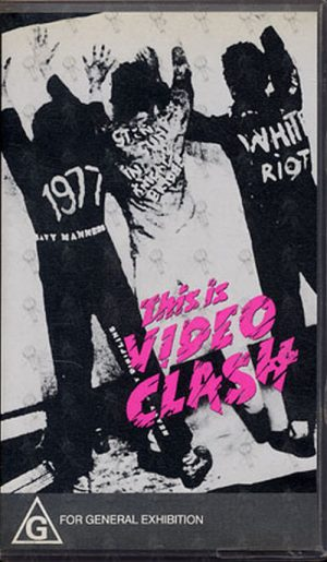 CLASH-- THE - This Is Video Clash - 1