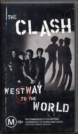 CLASH-- THE - West Way To The World - 1