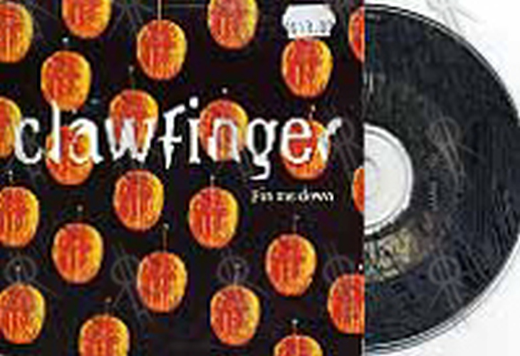 CLAWFINGER - Pin Me Down - 1