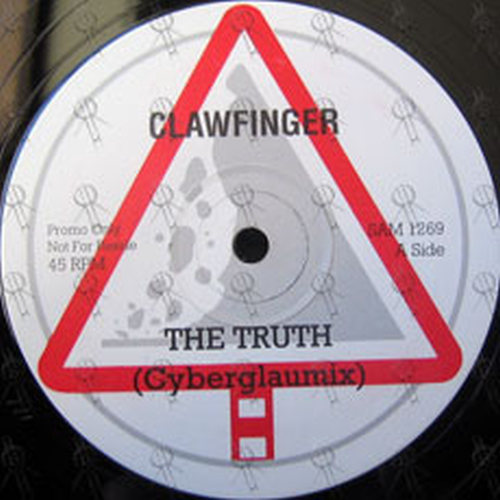 CLAWFINGER - The Truth (Cyberglaumix) - 3